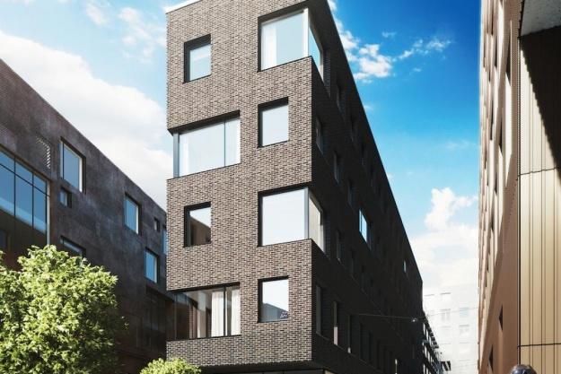 Carlsberg Byens første beboere flytter ind