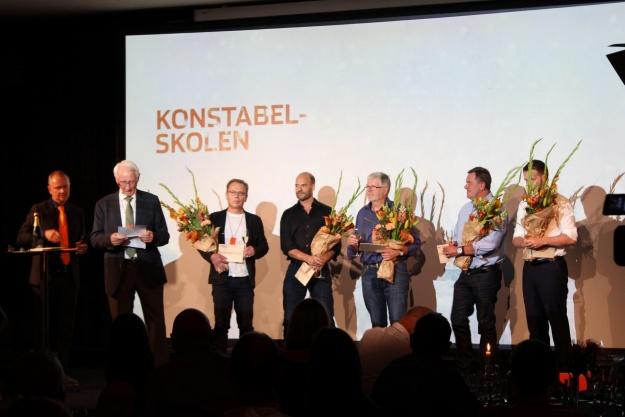 Konstabelskolen kåret som Danmarks bedste renoveringsprojekt