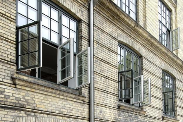 Klassiske koblede vinduer med moderne energikrav