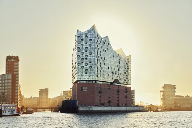 Hamborgs koncerthus åbningsklar