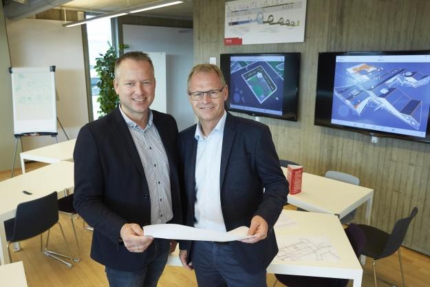 Massiv vækst i Aarhus for MT Højgaard
