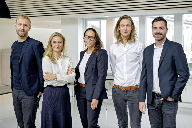 Fem nye partnere i Henning Larsen Architects