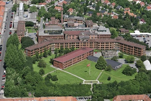 Gammelt sygehus ændres til bydel