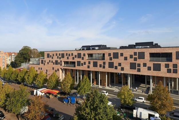 Henning Larsen Architects bag kæmpeordre på genbrugssten