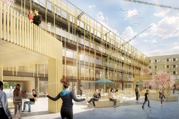 Casa bygger 133 boliger i centrum af Aarhus