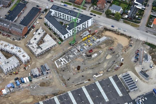 Nu opføres de første andelsboliger i København i ti år