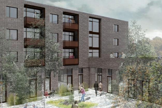 Vejlefirma skal bygge i Valby