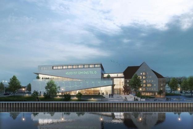 AART skal tegne kulturhus i Sønderborg