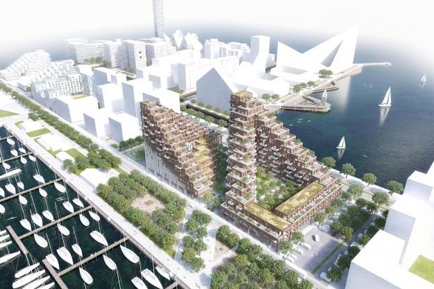 Bricks bag stort projekt på Aarhus Ø