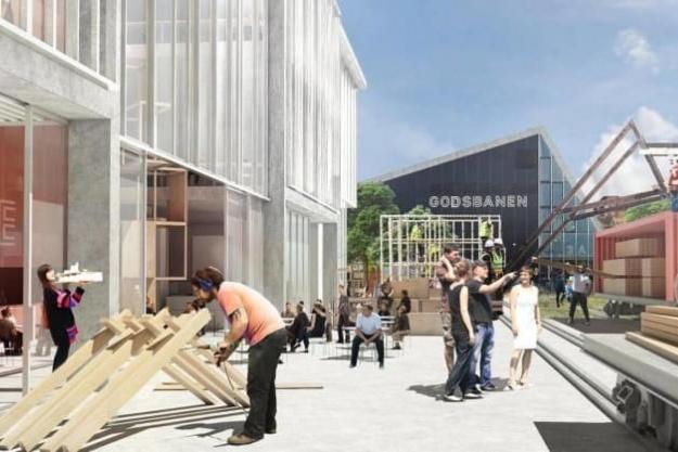 Arkitema bliver bygherrerådgiver på ny arkitektskole