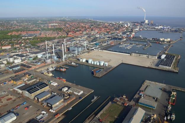 Entreprenør vinder stor havneudvidelse