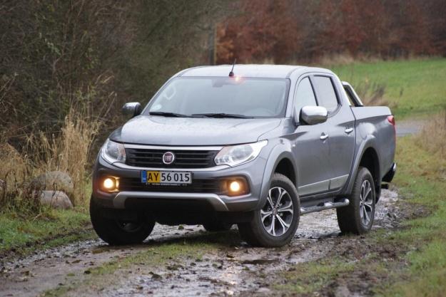 Fiats strategiske pickup