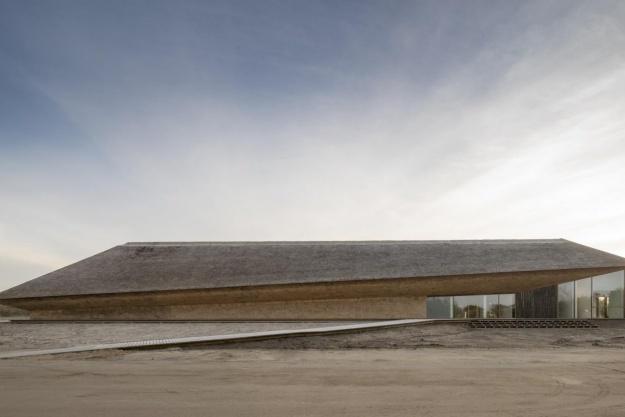 Byggematerialerne i nyt Dorte Mandrup-projekt er lokale