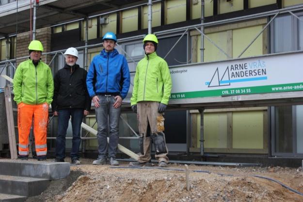 Projekt for ledige skal sikre hænder til byggeriet