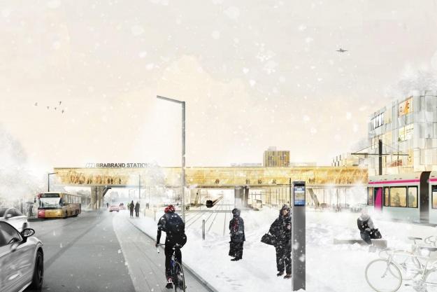 Aarhusiansk letbane har vokseværk