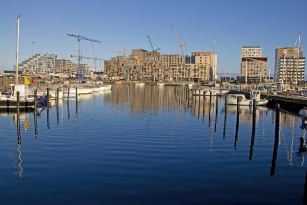 Byplanlægning i Aarhus fjerner skraldebilerne