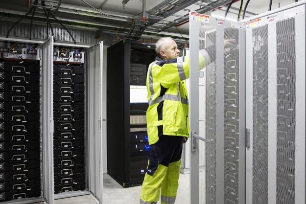 Nordhavn tager kæmpebatteri i brug
