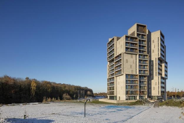 C.F. Møller-byggeri vinder flot pris
