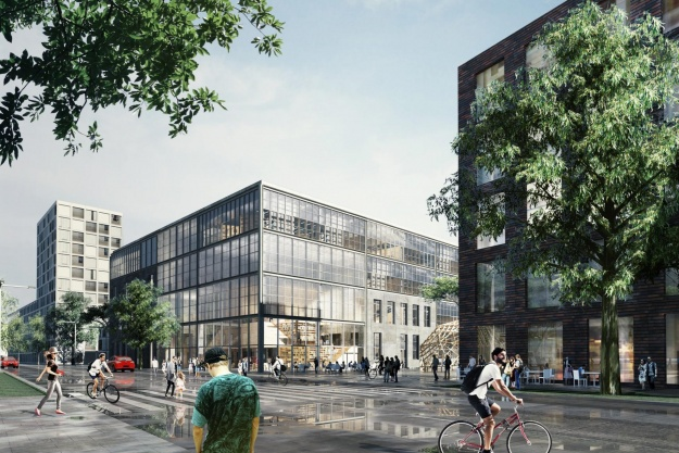 Nyuddannede arkitekter slår internationale navne i arkitektskole-konkurrence