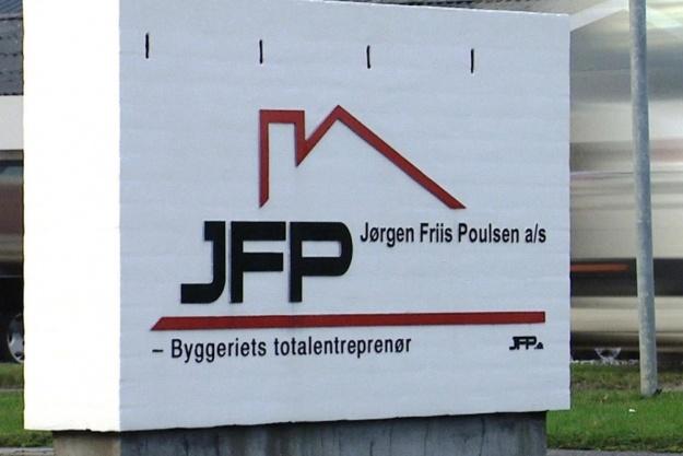 JFP-datter godt i gang