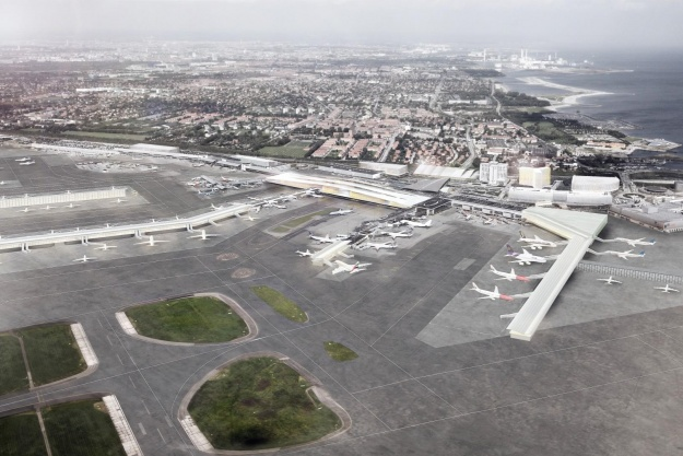 Aarsleff bygger igen for Københavns Lufthavn