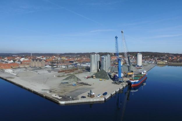 MTH afslutter havnerenovering - og igangsætter ny etape