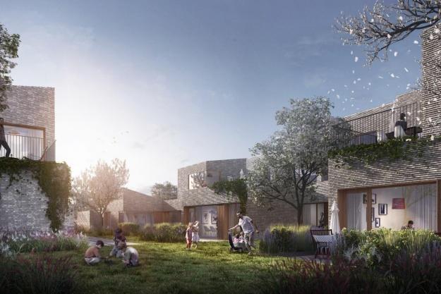 Dorte Mandrup vinder Hørsholm-projekt