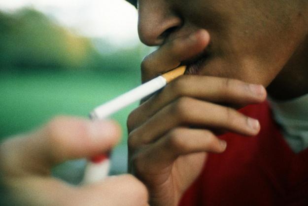 Elever kan fortsat ryge på erhvervsskoler