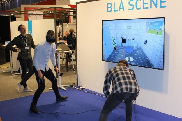 Virtual Reality klar til VVS-branchen