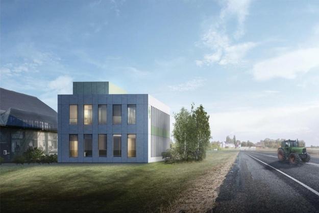 Gråkjær opfører nyt kontorhus
