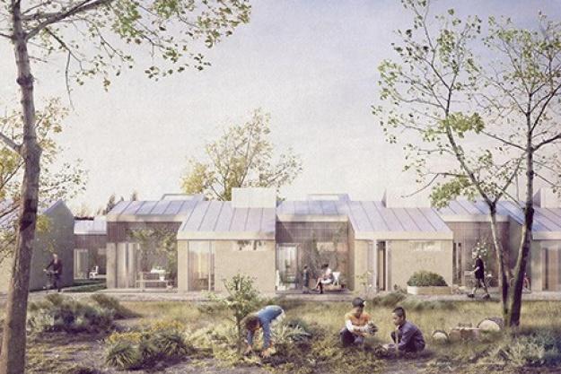 3B bygger billige boliger i Egedal