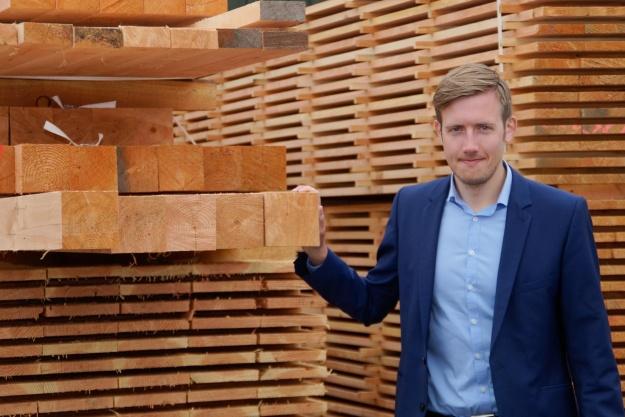 Frøslev Træ rustet til fremtiden efter nedskrivning