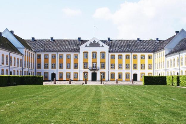 Hansson & Knudsen skal renovere Augustenborg Slot