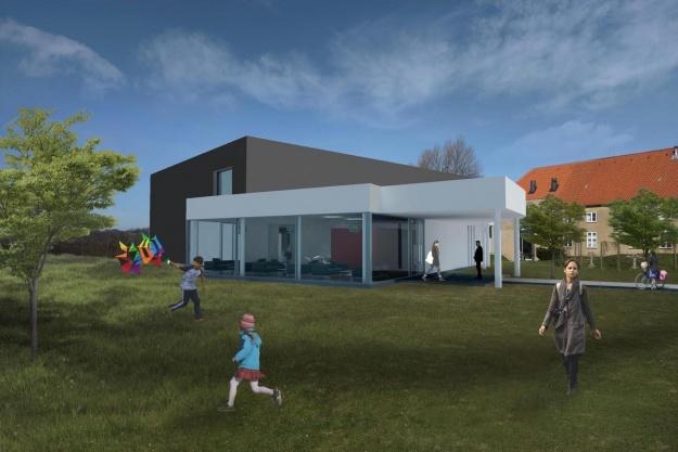 Efterspørgslen på stålkonstruktioner til efterskole-byggerier stiger