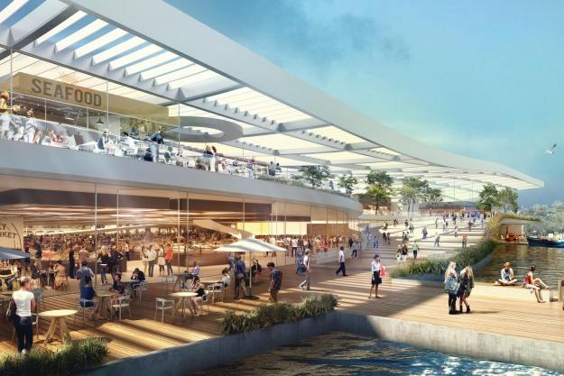 Milliardprojekt til 3XN i Sydney