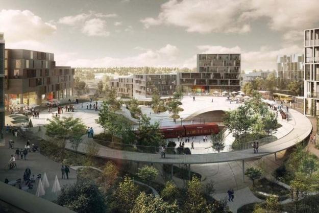 MTH skal som totalentreprenør udvikle nyt byområde