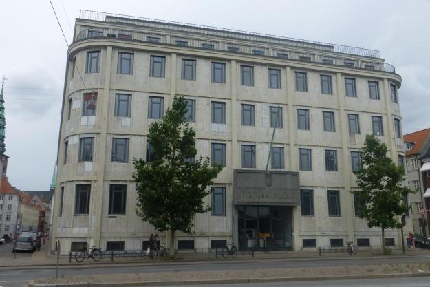 Stor renovering af tom statsbygning