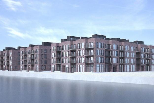 NCC skal bygge på Islands Brygge