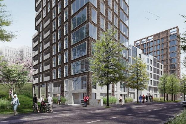 330 London-boliger fra C.F. Møllers hånd