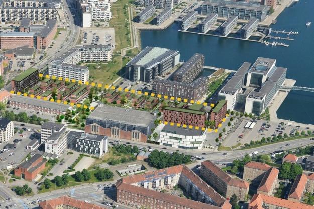 Patrizia køber stort boligprojekt på Teglholm