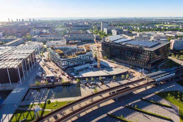 250 nye boliger klar i Ørestad Nord om et år
