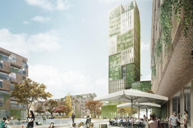 Norsk investor vil købe flere ejendomme i København