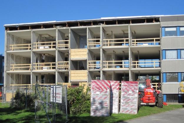 Sommerskole med tværfaglig fokus på renovering