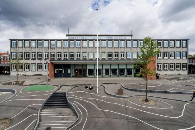 Renoveringen af Kirkebjerg skole