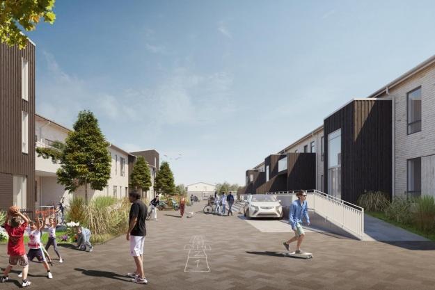 420 boliger renoveres for over en halv milliard kroner