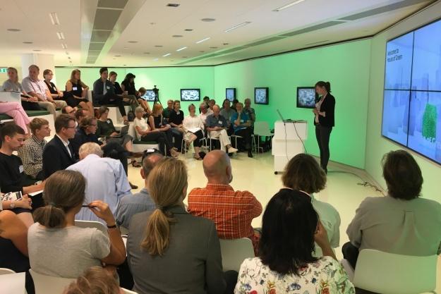 Seminar om fremtidens bæredygtige markedsplads