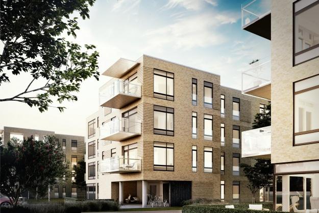 Fokus: 60 nye boliger i Horsens
