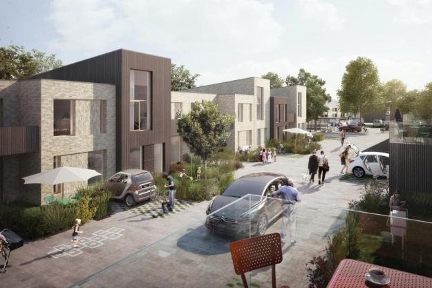 Arkitekter vil lave det gode bofællesskab for seniorer