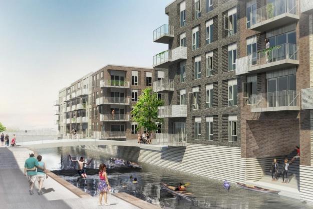 To boligprojekter på Teglholmen solgt til Heimstaden