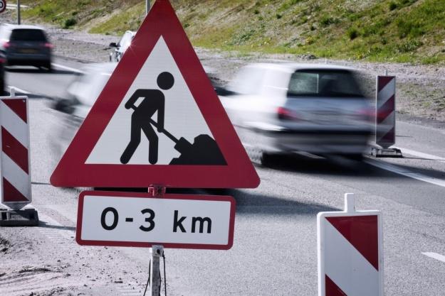 Ny motorvej er ujævn